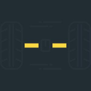 Aligning tires
