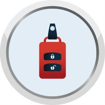 car alarm key
